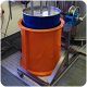 Induction Drum Heater Application: Cooking Oil