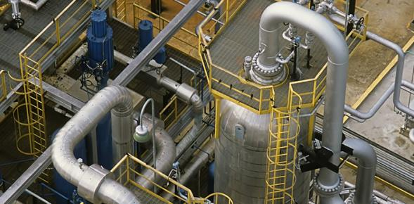 Maintain optimum process temperatures on pipes & vessels with heat tracing