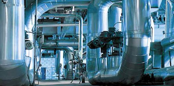 Design, supply & installation: Heating of pipes, tanks, products & surfaces
