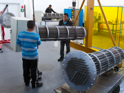 Heat Exchanger for Power Generation 01