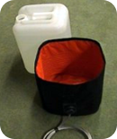 Standard flexible heaters for drums & smaller containers