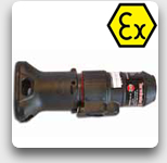 Ex End Termination for heat tracing systems