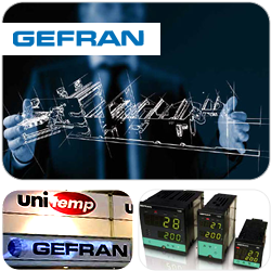 GEFRAN: Industrial process automation - offered by unitemp