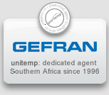 GEFRAN | unitemp: dedicated agent for Southern Africa since 1996