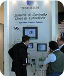 Control solutions for plastics extrusion lines: Designed by Gefran Italy