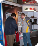 unitemp JHB showcases automation simplification with GEFRAN at the Process Expo