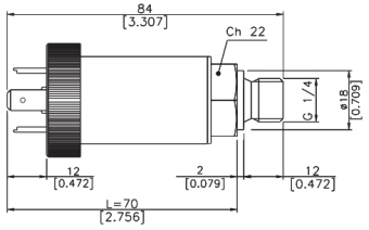 gefran_tk_pressuretransmitter_dr pressure transducers thermon africa gefran pressure transducer wiring diagram at soozxer.org