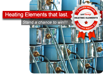 Heating Elements that last