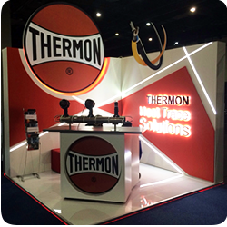 Thermon: Heat Trace Solutions - exhibition at Oil & Gas Africa 2015