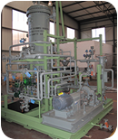 Oil Skid for the petrochemical industry