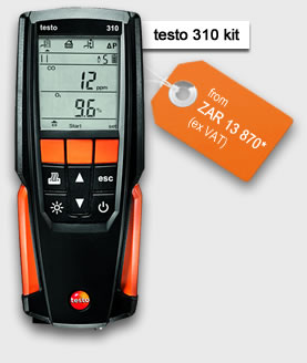 efficiency fuel savings testo combustion analysers. Black Bedroom Furniture Sets. Home Design Ideas