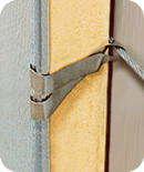 ThermaSeam Tank Insulation: Installation Clips
