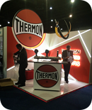 Thermon SA exhibits at the Oil & Gas Africa 2015 - 02
