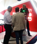 Thermon SA exhibits at the Oil & Gas Africa 2015 - 04
