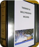 Thermon SA upsills program: Welding