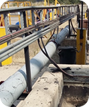 trace heating of bitumen pipelines
