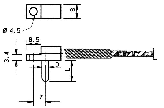 thermon usx  block sensor