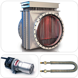 Air Heating products & solutions
