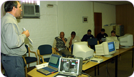 Interactive training sessions by unitemp: Gefran PID control systems