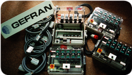 GEFRAN components for temperature control solutions