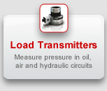 GEFRAN Load and Force Transmitters