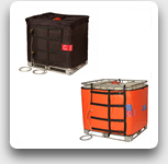 Intermediate Bulk Container Heaters
